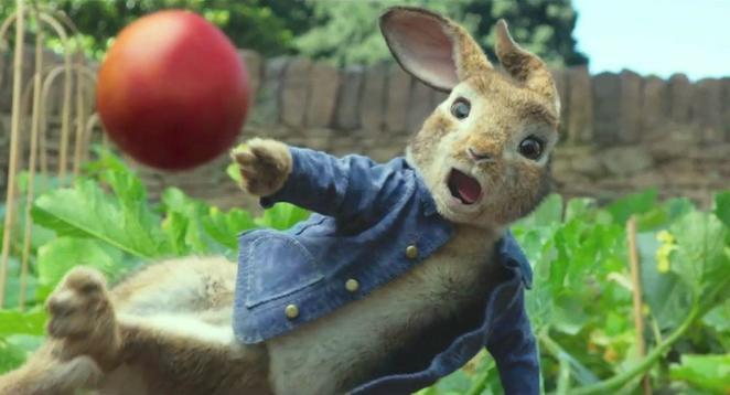 peter rabbit, movie, 2018, animated, film