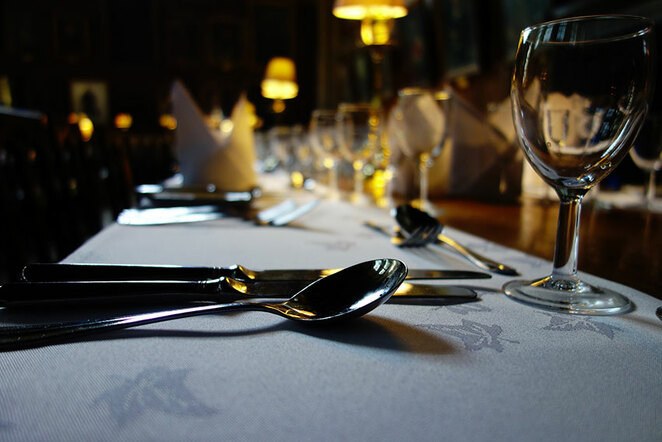 PHSG Long Table Dinner Fundraiser – Emporess Catering, charity, not for profit