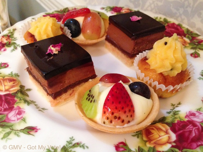 QVB, High Tea, Scone, Jam, Cream, Tea Room, Classic, Indulgence, Tea, GMV, Elegant