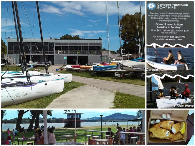 sailing, SUP, lake burley griffin, canberra, canberra yacht club, ACT, boat hire, sailing boat hire