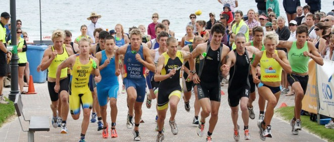 Sam White Memorial Aquathlon