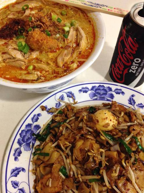Sayong, Malaysian, Food Court, Cheap, Laksa, street Food, Lunch, GMV, Sydney CBD, Chicken Rice, Hainanese, Authentic