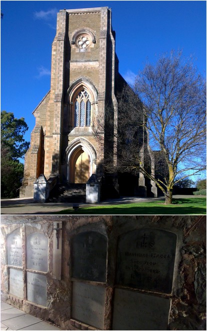 Sevenhill Cellars, Clare Valley, Sevenhill Winery, Sevenhill Winery Tour, St Aloysius Church, Crypt