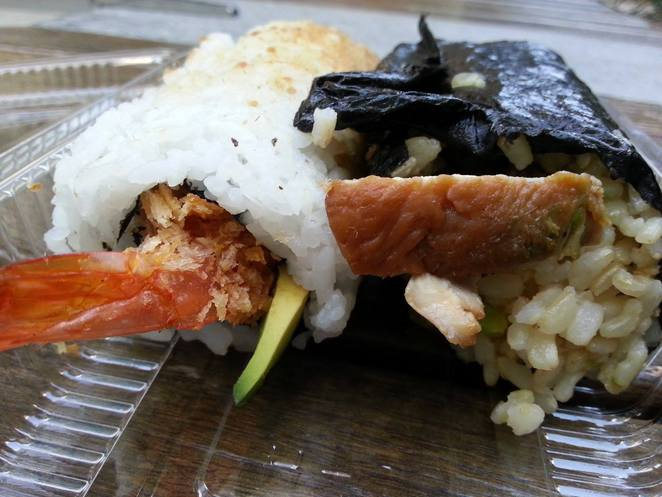 Sushi, Perth, Hikaru, CBD, Best Sushi, black rice sushi, gourmet food, lunch in perth