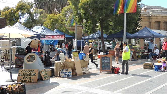Sydney Sustainable Markets