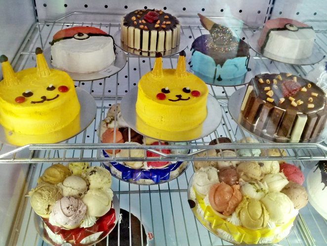 that gelato place, weston creek, canberra, ice creams, ice creamery, ACT, cooleman court shopping centre, ice cream cakes, birthday cakes,