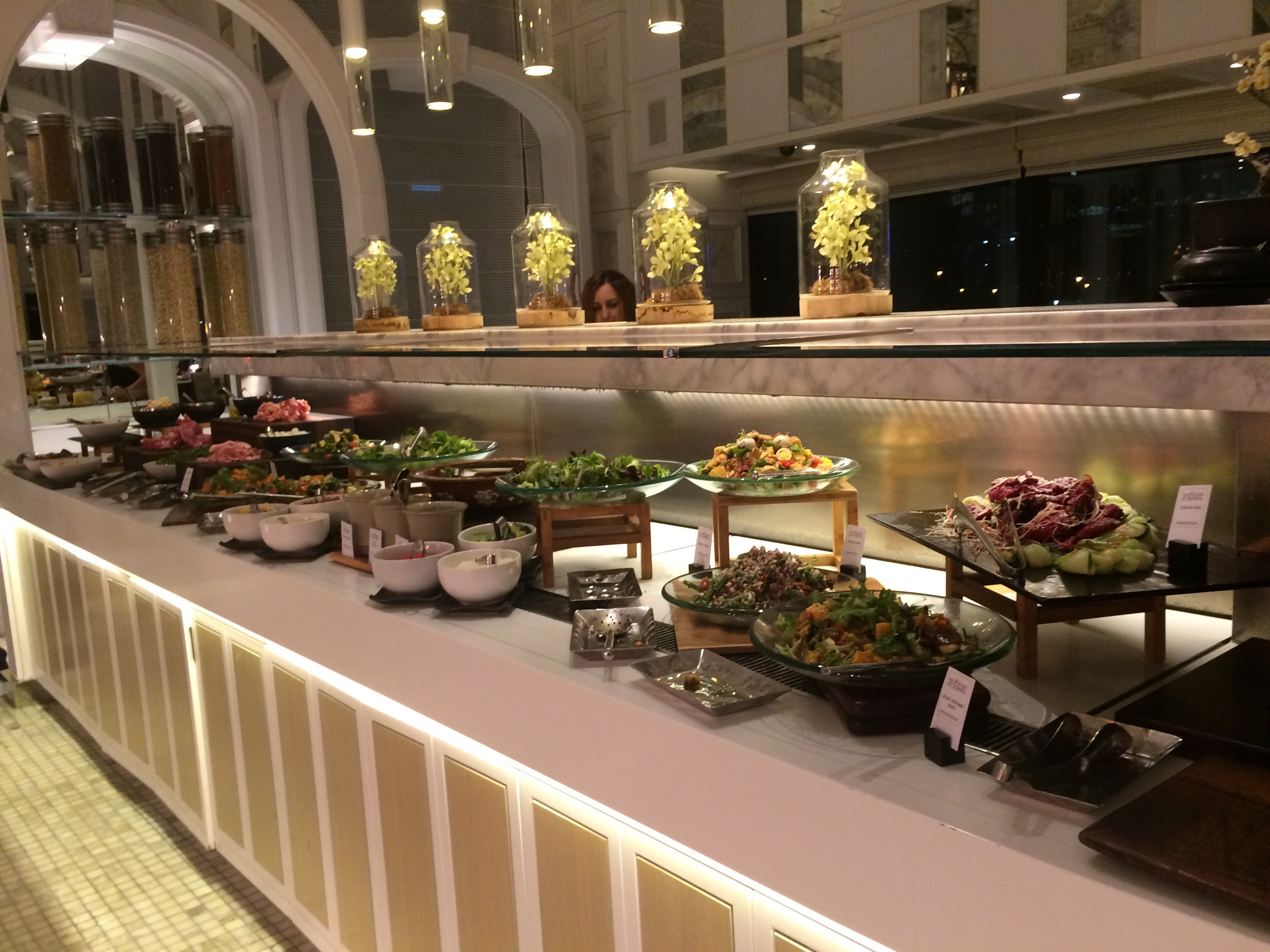 Buffet At Crown Melbourne