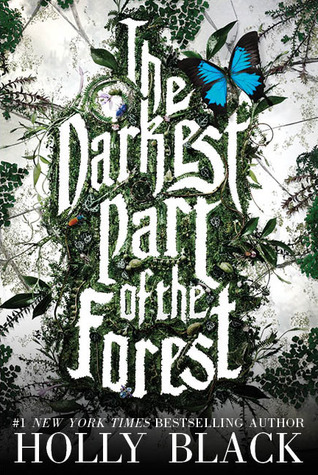 The Darkest Part of the Forest, Holly Black, books about fairies