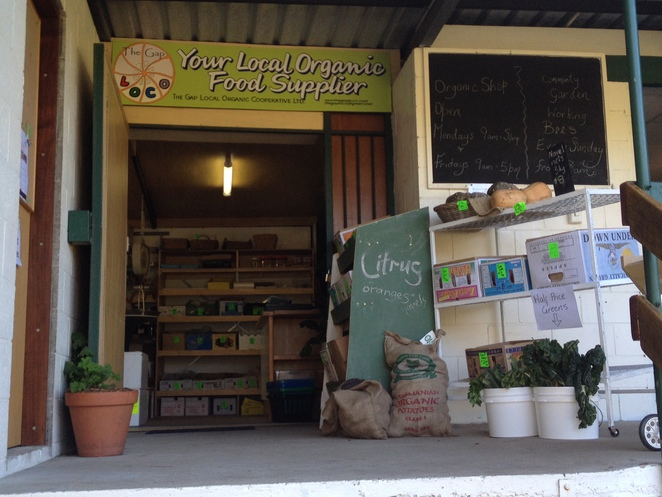 The Gap Local Organic Cooperative, LOCO, LOCO Shop, fruit, vegetables, nuts, profit sharing, certified, organic, delivery, The Gap