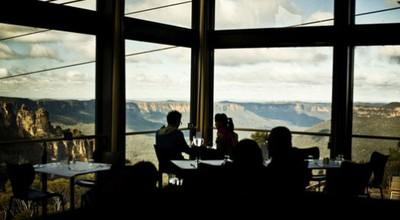 The Terrace Cafe, Scenic World, Blue Mountains