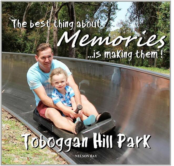 toboggan hill park, toboggan hill, toboggans, nelson bay, NSW, port stephens, kids, children, family friendly, tourist attractions, school holidays, things to do, fun, indoor, rainy day, mini golf, party venues, birthday parties
