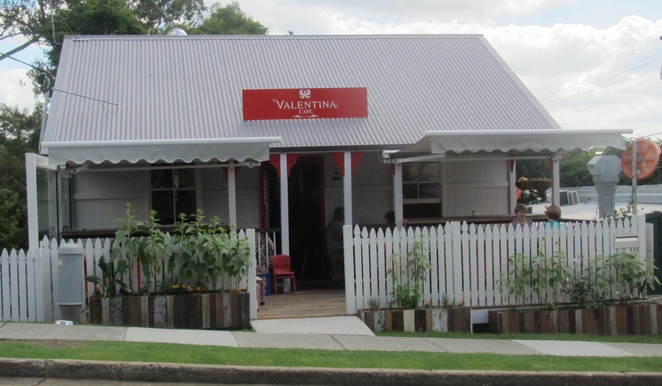 Valentina Cafe, coffee, cake, lunch, menu food, drink, Mitchelton