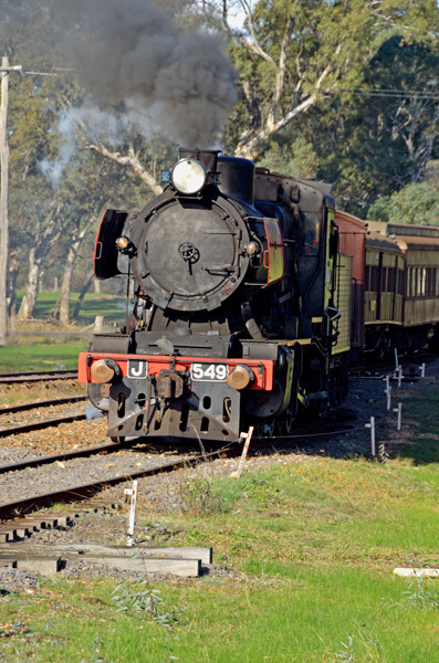 Victoria,Melbourne,Castlemaine,Maldon,Victorian Goldfields Railway,Steam Trains,History,Travel,Escape The City,Get Out Of Town