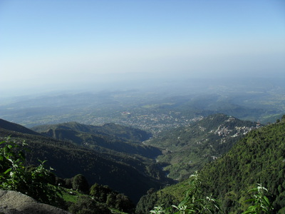 View, hills, Mcleod Ganj, Dharamsala, Triund, trek