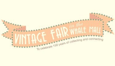Vintage Fair in the Whale Mall, Queensland Museum