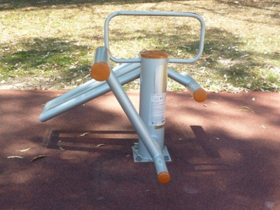 waterloo park marsfield fitness equipment