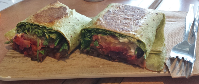 wraps bella cafe central coast