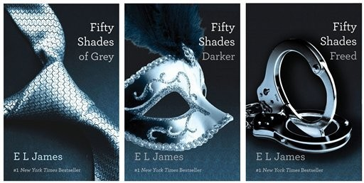 Fifty Shades Darker Fifty Shades Freed Book Review Everywhere