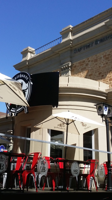 8 Food and Beverage Choices on The Parade, Norwood