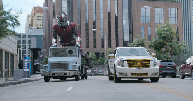 Ant-Man, Wasp, Traffic, Cars, Giant, Super, Hero, Superhero, Marvel, Stan Lee, Universe, Ant, Ants, Flying Ant, Shrink, Quantum Universe, Quantum, Avengers, Funny, Action, Movie, Disney, Suit, Love, Ghost, Villain, Super Villain, Tragic