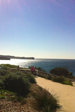 Beach views, Bondi to Coogee walk, Bondi beach, Coogee beach, Sydney beaches, Bondi Beach views