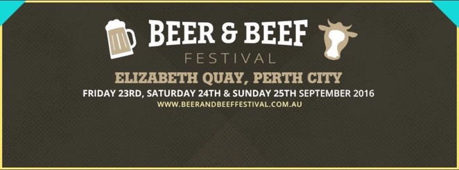 Beer and Beef Festival Elizabeth Quay Perth's best restaurants