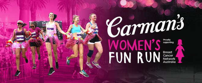 Carman's Women's Fun Run 2017