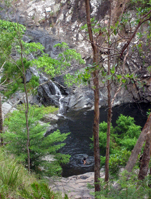 Best swimming holes in south east queesland brisbane - Swimming pools in great falls montana ...