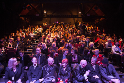 A Full House at Chapel off Chapel 2012. Photo by James Thomas.