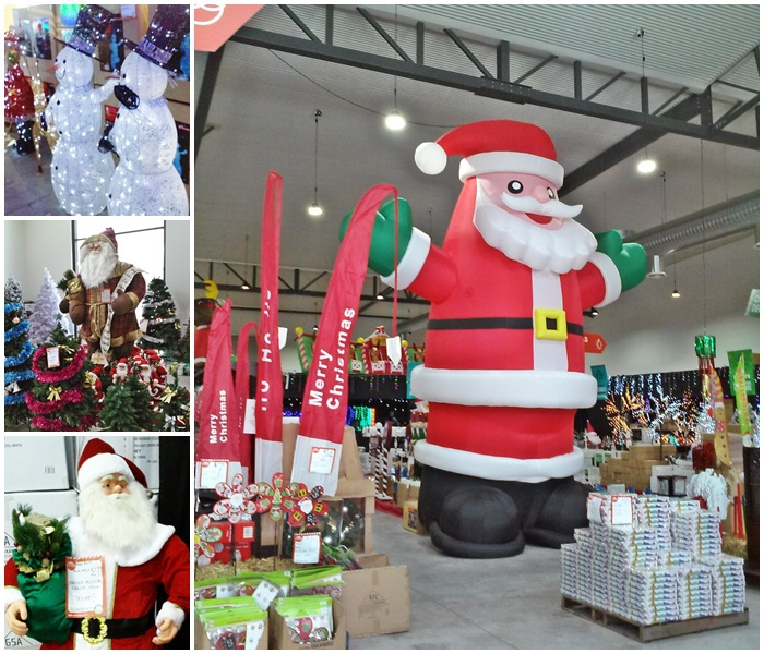 christmas factory fyshwick canberra outlet centre act canberra christmas 2016 - Christmas Decorations Factory Outlet