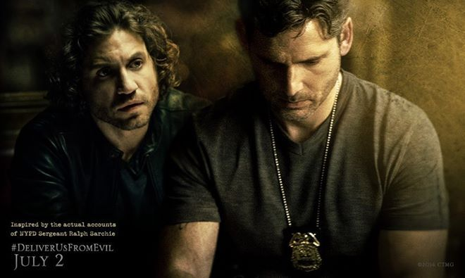 Eric Bana and Édgar Ramírez