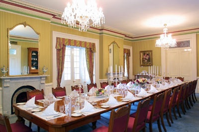 Dining Room Government House