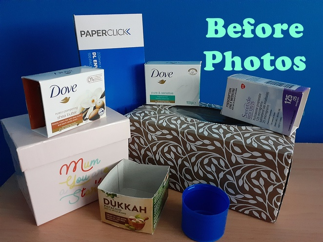 DIY, things to make with boxes, tissue boxes, craft, kids, children, boxes, tissue box craft, envelope boxes, paper craft, wrapping paper, things to make with wrapping paper, australia