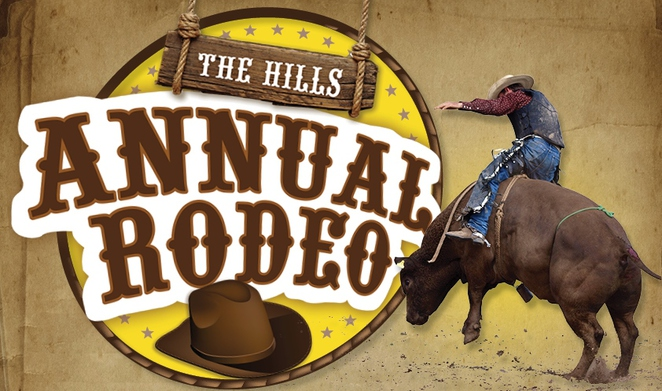 Eatons Hill rodeo 2015