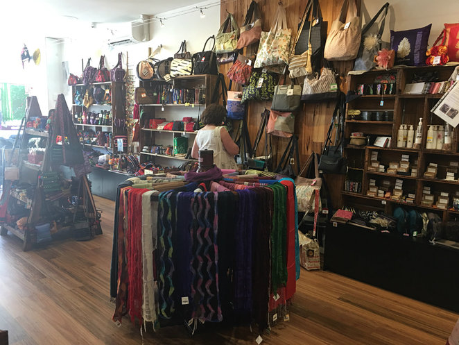 empower, shopping, st kilda, acland street, ethical and sustainable, oxfam like, home decor, small business, answers to poverty and injustice, skill development, fun things to do, ethnic goods, boho goods, handmade products, charity organisation, shopping and retail