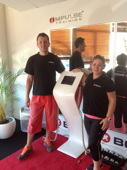 EMS training, Xbody, Xbody Australia, fitness, all body fitness system, personal trainers, exercise