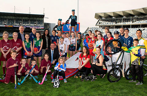 Festival of Sport, Geelong, 2018, Free, school holidays, bellarine, kardinia park, GMHBA stadium, geelong stadium, mik maks, sport, free activities, geelong cats, AFL, tour, free tours,