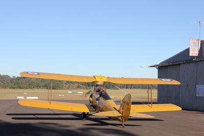 Fly a plane in Sydney