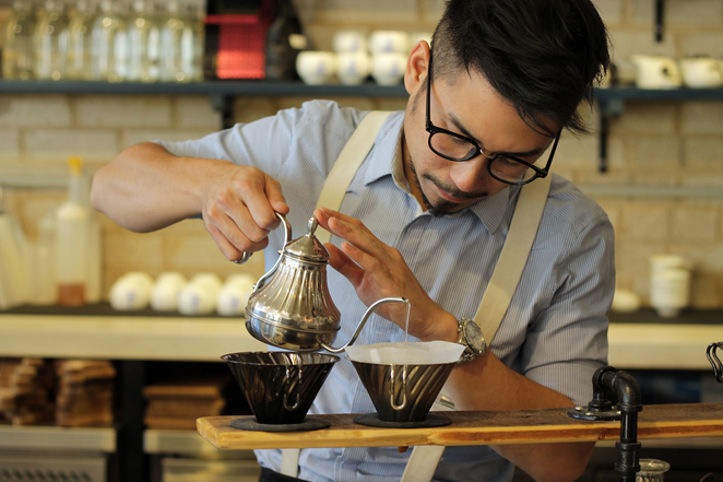 haven cafe surry hills specialty coffee barista
