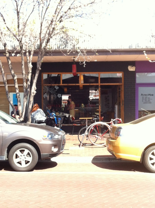 Hawker Street Cafe Bowden Adelaide All Day Breakfast