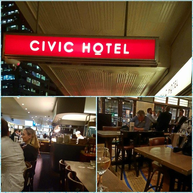 Hotel, Sydney, food, beer, wine