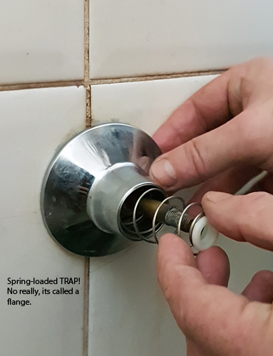 how to, leaking tap, leaky tap, fix a shower tap, leaking shower