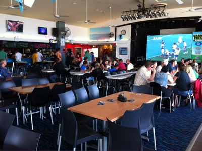 Inside North Bondi RSL