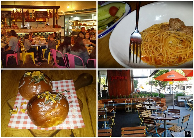 jamies italian, canberra, teenagers, family friendly, ACT, bunda street, italian, restauarants,