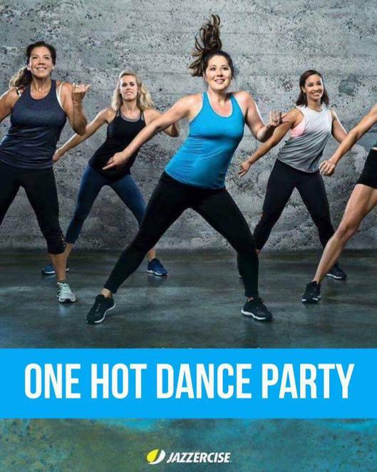 Jazzercise, Jazzercise Northern Beaches, Jazzercise Narrabeen, dance party workout, dance fitness classes, Jazzercise franchises, One Hot Dance Party, Exercise, Fitness