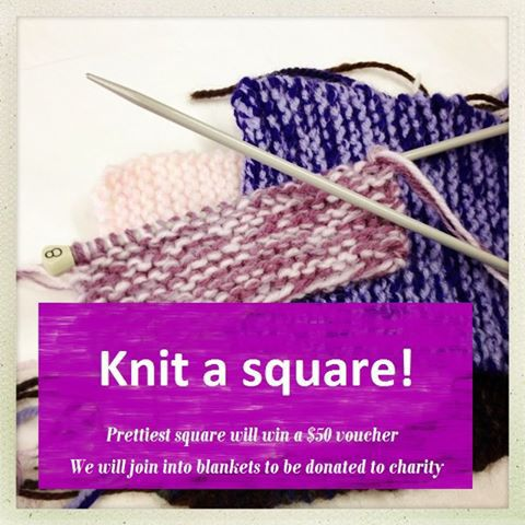 knit, charity, annerley, homeless, indigenous, youth