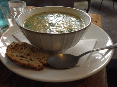 Let Me Be Frank's Soup of the Day