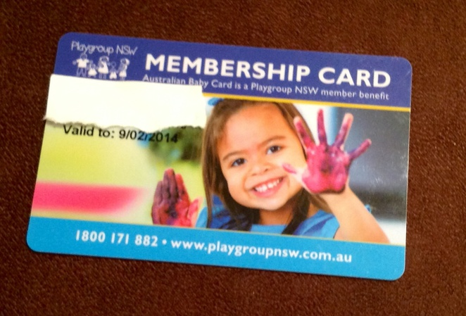 Member, group, membership, play, kids, fun, parents, Mum, Dad, support, card