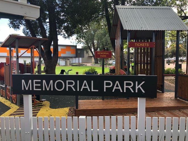 Memorial Park, Armadale Parks, Armadale Playgrounds, Family Friendly Armadale, Parks south of Perth, parks south-east of Perth, shopping with kids in Armadale, shopping centres next to parks Perth, Perth parks