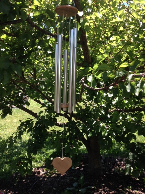 Mountain Song Wind Chimes
